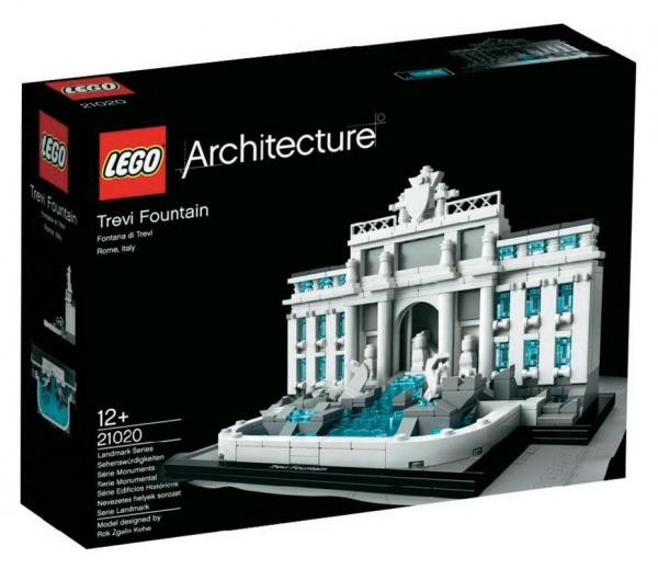 LEGO® Architecture 21020 Trevi-Brunnen