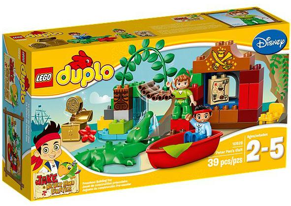 LEGO® DUPLO 10526 Peter Pans Besuch