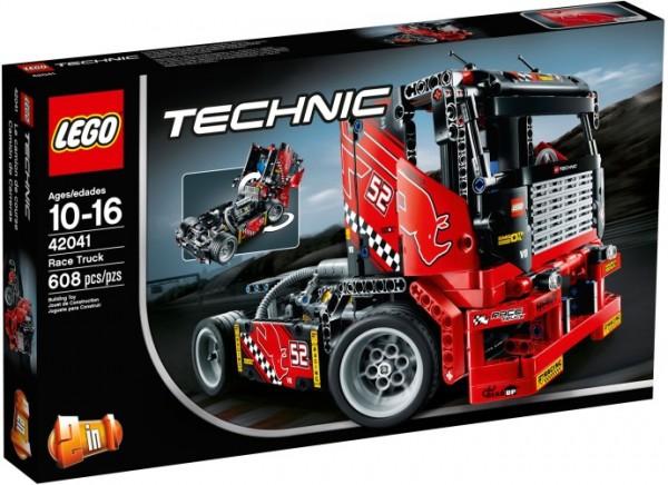 LEGO® Technic 42041 Renn-Truck