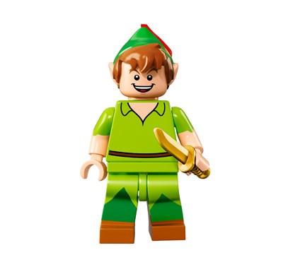 LEGO® Disney Minifiguren Serie 1 - Peter Pan 71012-15