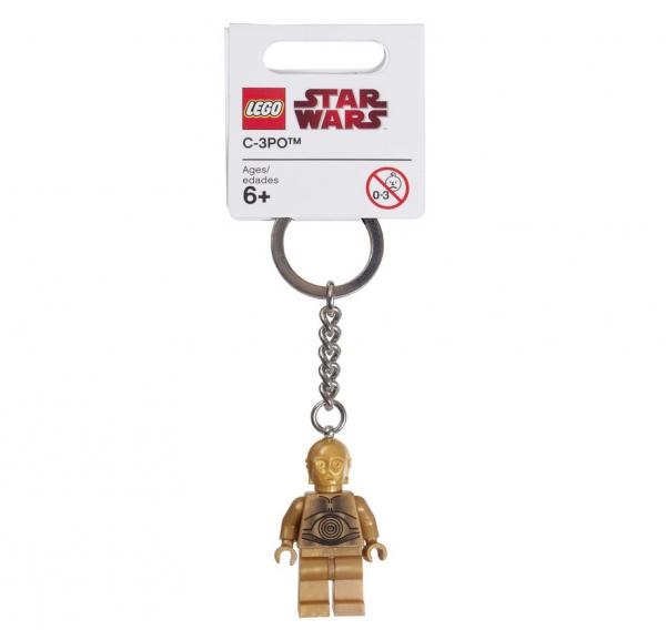 LEGO® Star Wars C-3PO Schlüsselanhänger