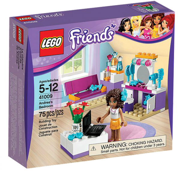 LEGO® Friends 41009 Andreas Zimmer