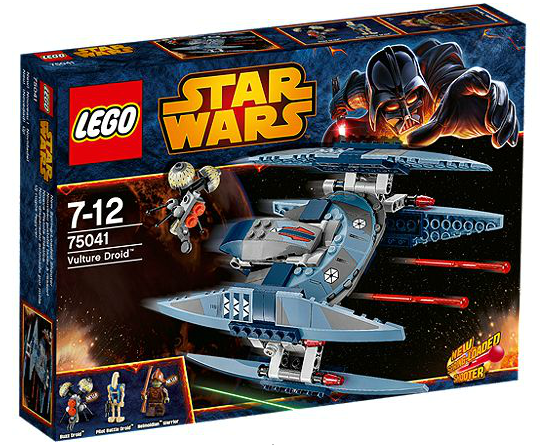 LEGO® Starwars 75041 Vulture Droid