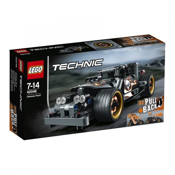 LEGO® Technic 42046 Fluchtfahrzeug