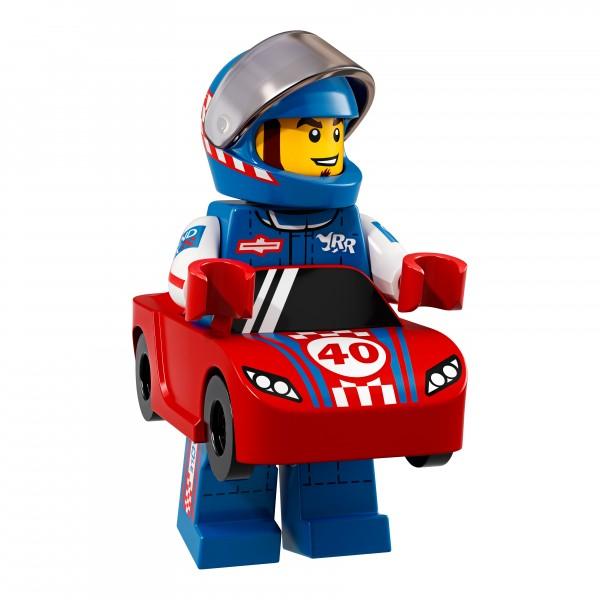 LEGO® 71021 Minifiguren Serie 18: Rennwagenmann 71021-13