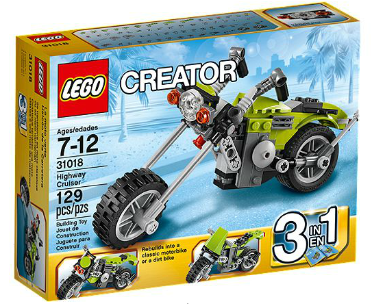 LEGO® Creator 31018 Chopper
