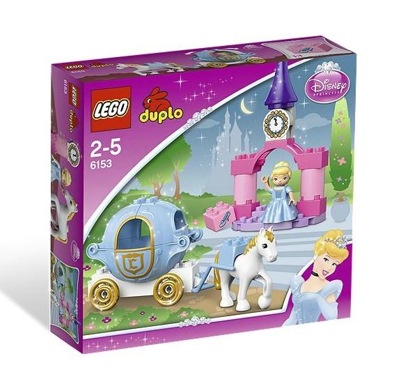 LEGO® DUPLO® 6153 Cinderellas Prinzessinnenkutsche