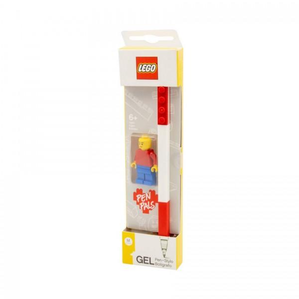 LEGO® 52602 Gelstift mit LEGO-Minifigur - rot