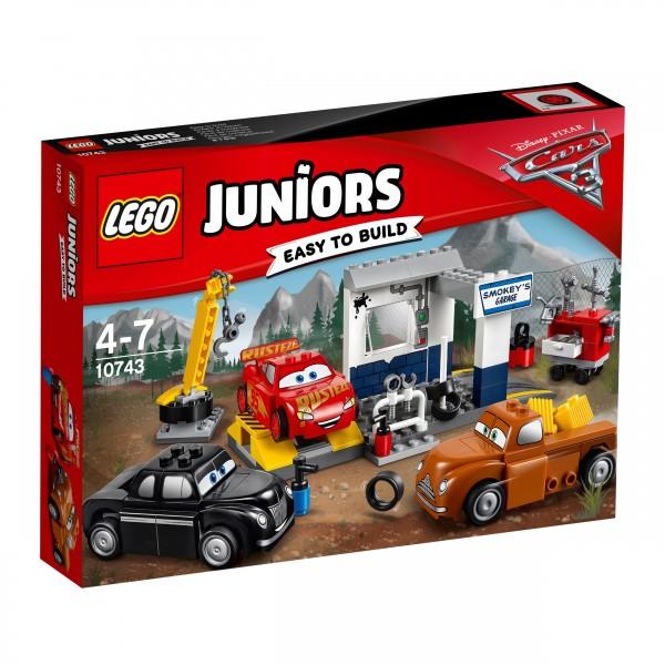 LEGO® Juniors 10743 Smokeys Garage
