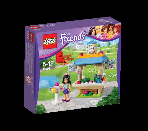 LEGO® Friends 41098 Emmas Kiosk