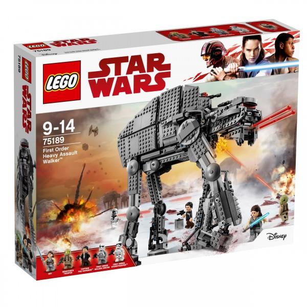 LEGO® Starwars 75189 First Order Heavy Assault Walker