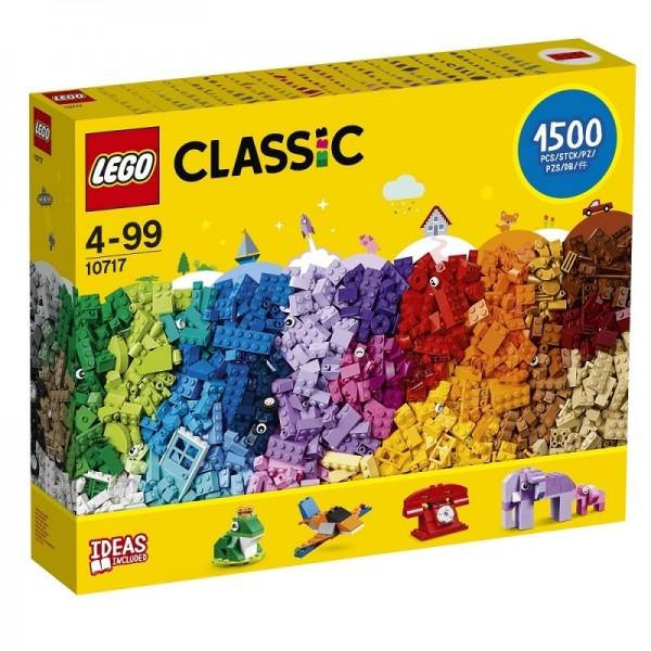 LEGO® Classic 10717 Extragroße Steinebox