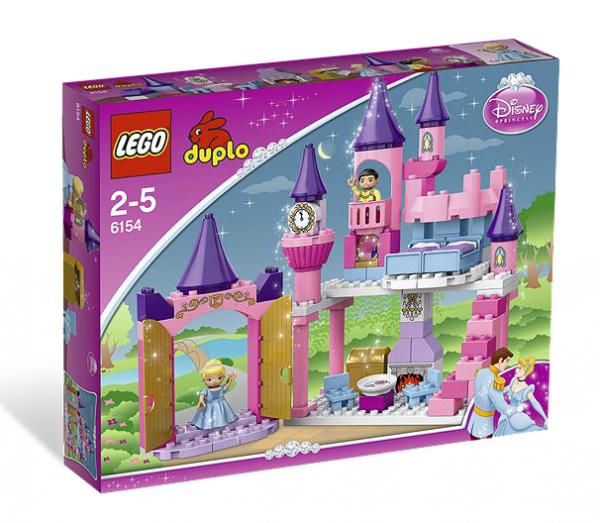 LEGO® DUPLO 6154 Cinderellas Märchenschloss