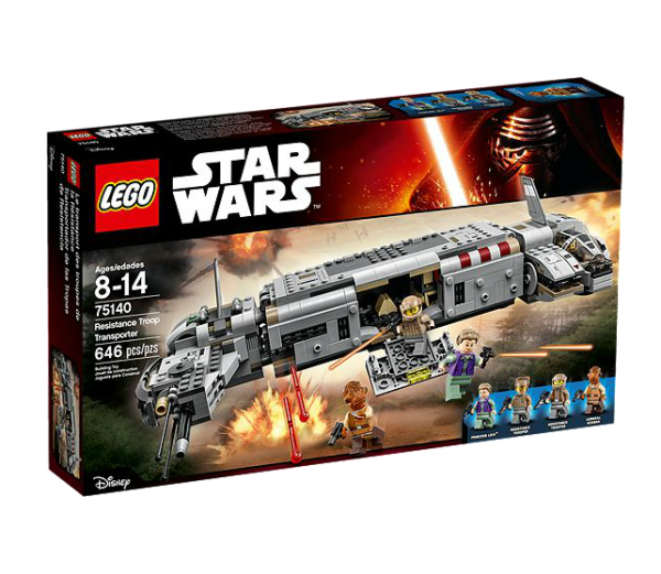 LEGO® Starwars 75140 Resistance Troop Transporter