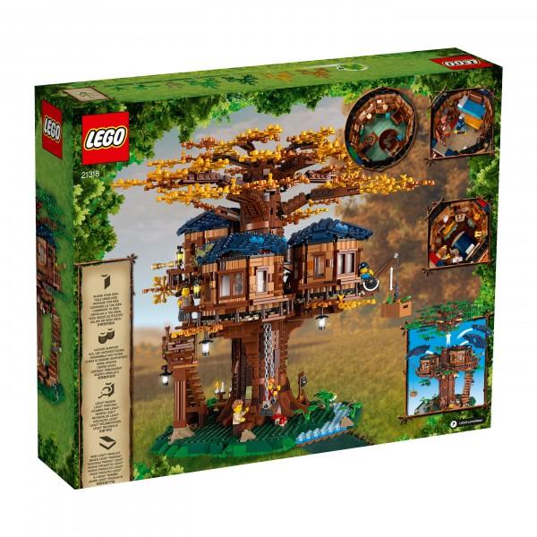 LEGO® Ideas 21318 Baumhaus