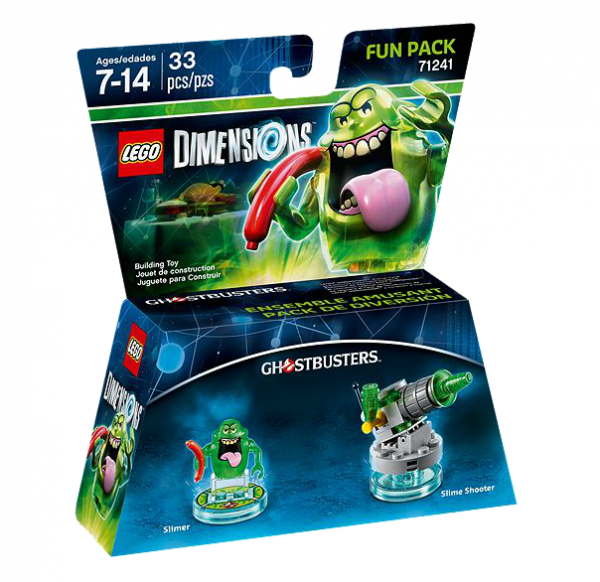 LEGO® Dimensions 71241 Fun Pack Ghostbusters: Slimer