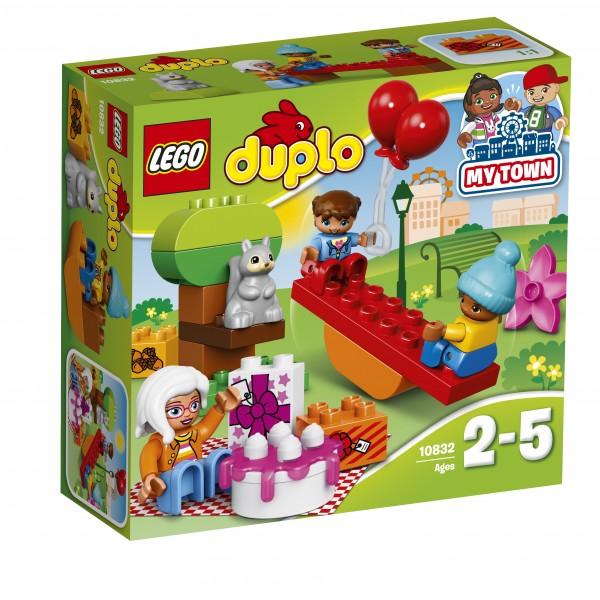 LEGO® DUPLO® 10832 Geburtstagspicknick