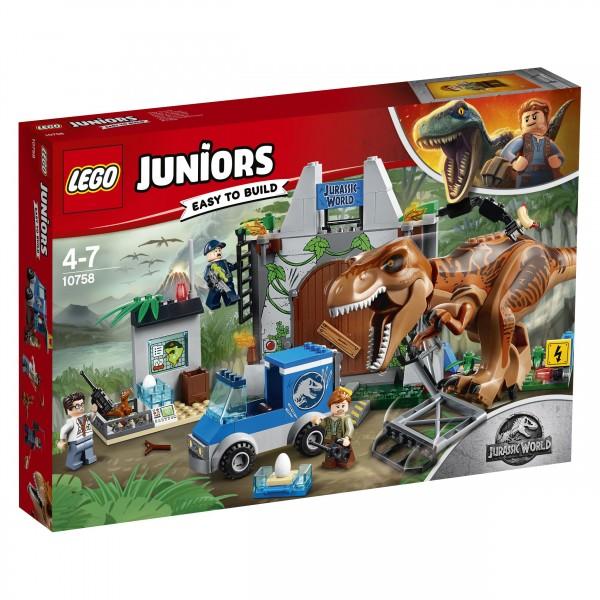 LEGO® Juniors 10758 Ausbruch des T-Rex