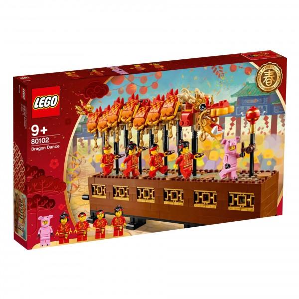 LEGO® 80102 Dragon Dance