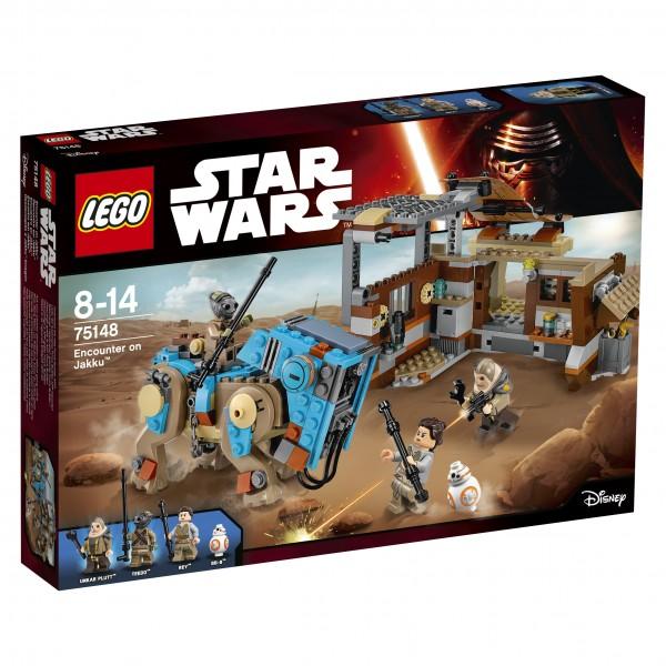 LEGO® Starwars 75148 Encounter on Jakku