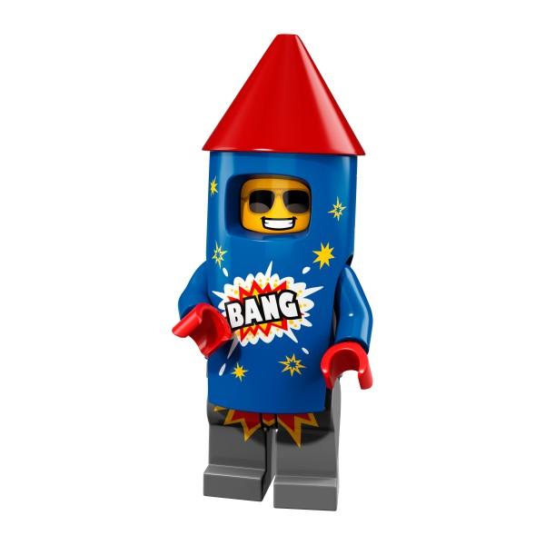 LEGO® 71021 Minifiguren Serie 18: Pyrotechniker 71021-05