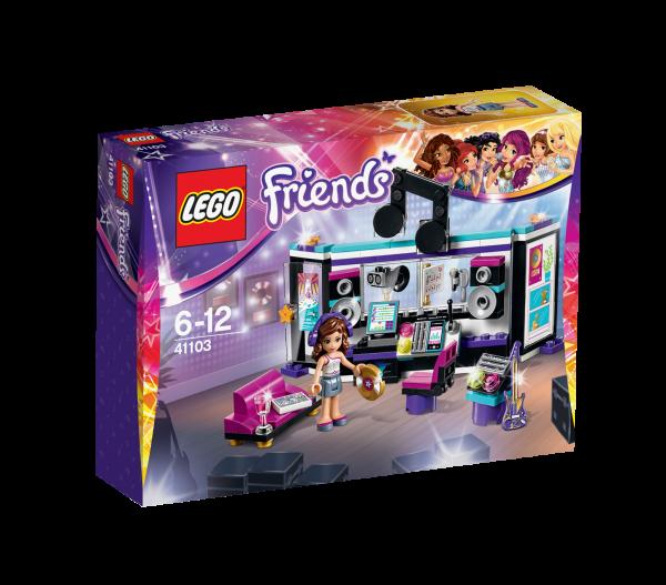 LEGO® Friends 41103 Popstar Aufnahmestudio