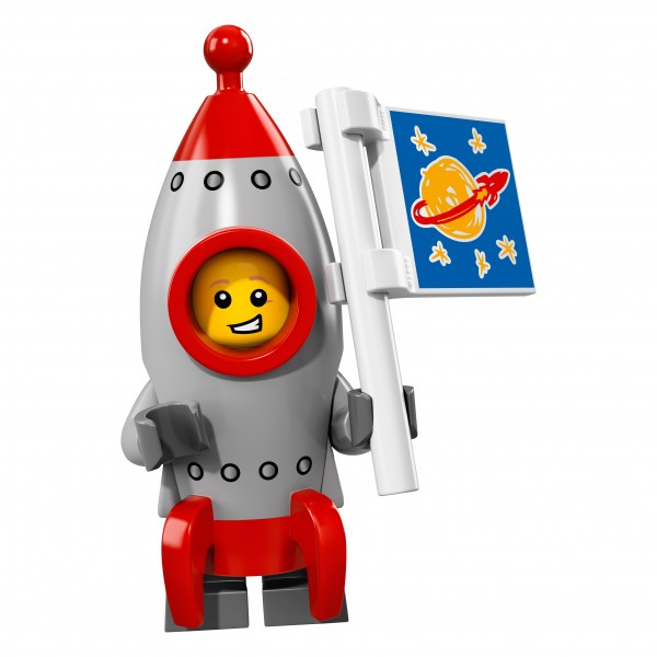 LEGO® 71018 Minifigur Serie 17 - Raketenjunge 71018-13