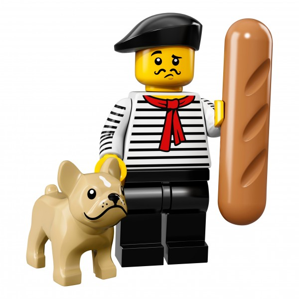 LEGO® 71018 Minifigur Serie 17 - Feinschmecker 71018-09
