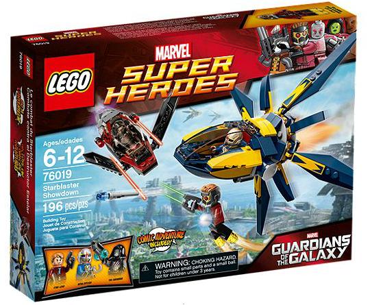 LEGO® Marvel Super Heroes 76019 Starblaster