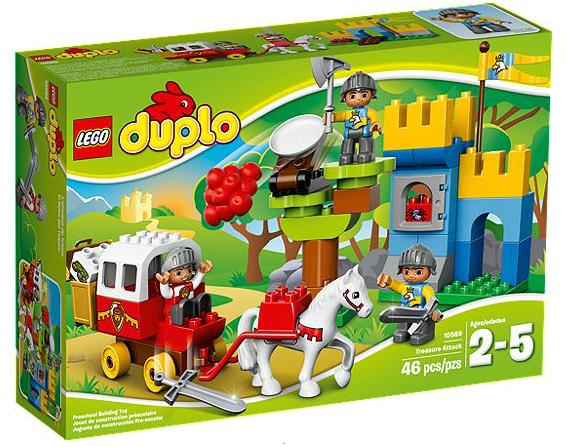 LEGO® DUPLO 10569 Schatzraub