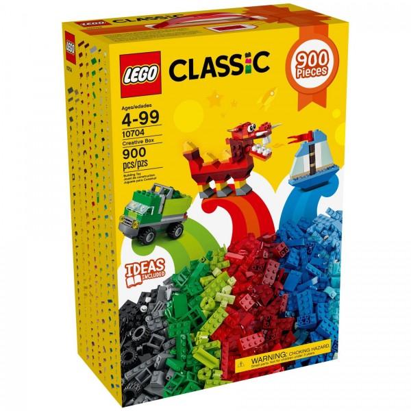 LEGO® Classic 10704 Kreativ-Steinebox