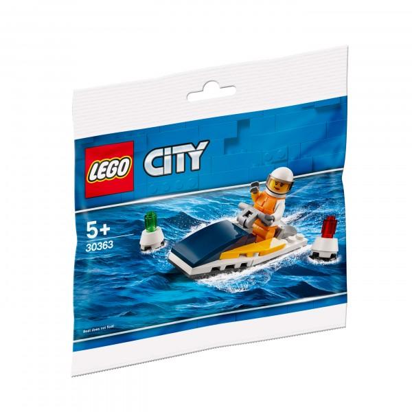 LEGO® CITY 30363 Rennboot