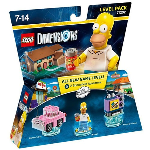 LEGO® Dimensions 71202 Level Pack The Simpsons