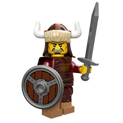 LEGO® Minifiguren Serie 12 - Hun Warrior 71007-14
