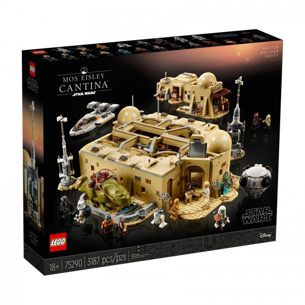 LEGO® Star Wars™ 75290 Mos Eisley Cantina™
