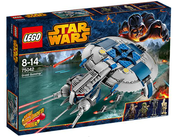LEGO® Starwars 75042 Droid Gunship