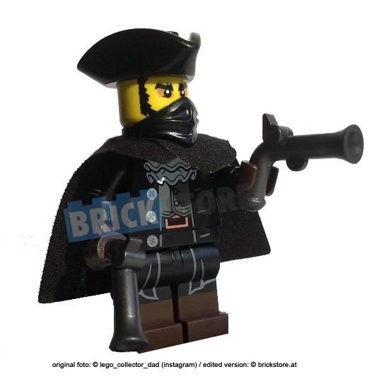 LEGO® 71018 Minifigur Serie 17 - Wegelagerer 71018-16