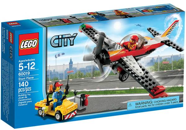 LEGO® CITY 60019 Kunstflugzeug