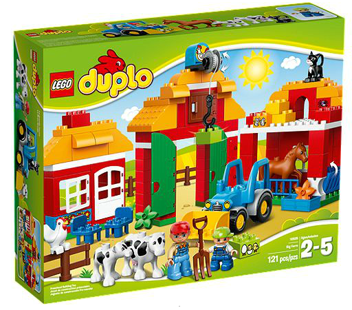LEGO® DUPLO 10525 Großer Bauernhof