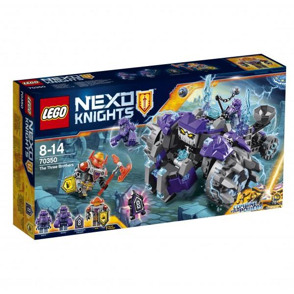 LEGO® Nexo Knights 70350 Triple-Rocker