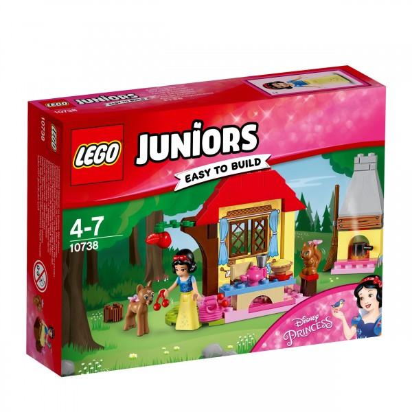LEGO® Juniors 10738 Schneewittchens Waldhütte