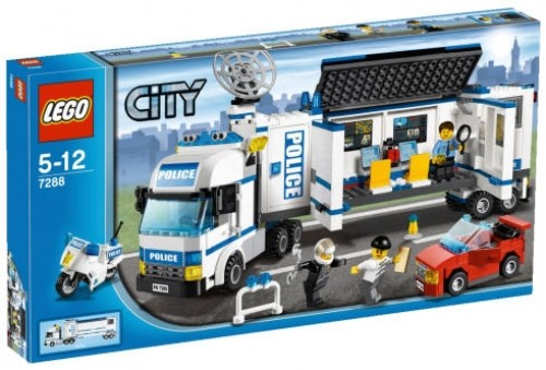 LEGO® CITY 7288 Polizei Truck