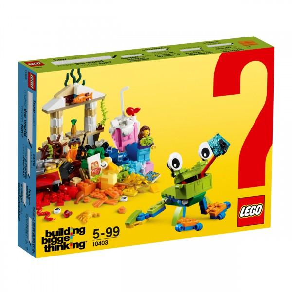 LEGO® Classic 10403 Spaß in der Welt