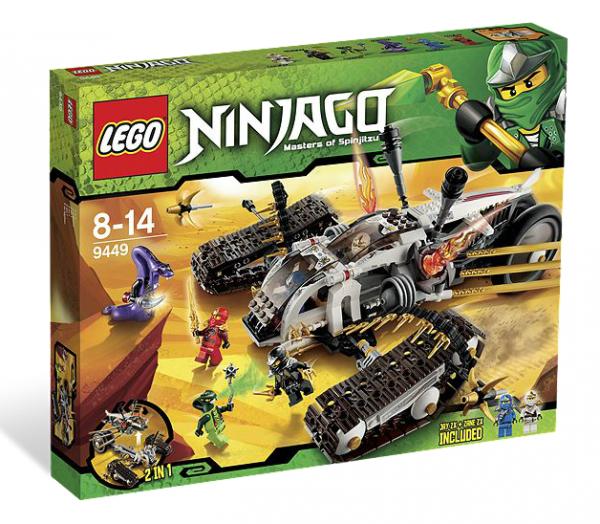 LEGO® Ninjago 9449 Ultraschall Raider