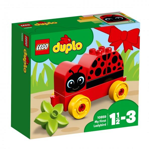 LEGO® DUPLO® 10859 Mein erster Marienkäfer - erste Bauerfolge