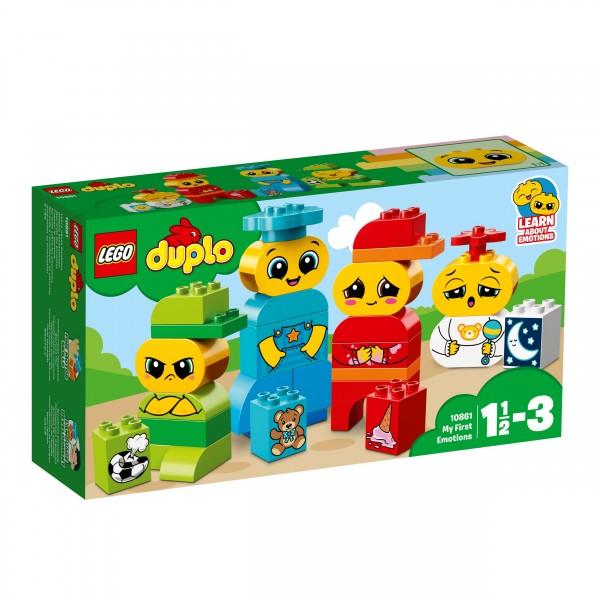LEGO® DUPLO® 10861 Meine ersten Emotionen - Gefühle erklären