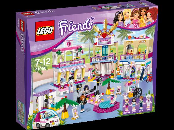 LEGO® Friends 41058 Heartlake Einkaufszentrum