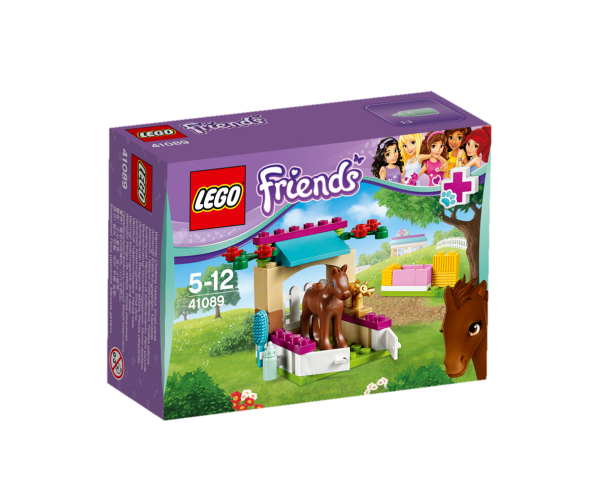 LEGO® Friends 41089 Fohlen-Pflegestall