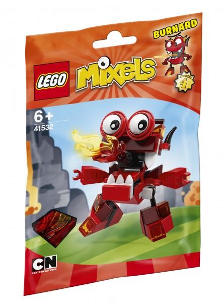 LEGO® Mixels 41532 BURNARD