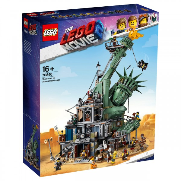LEGO® Movie 2 - 70840 Willkommen in Apokalypstadt!